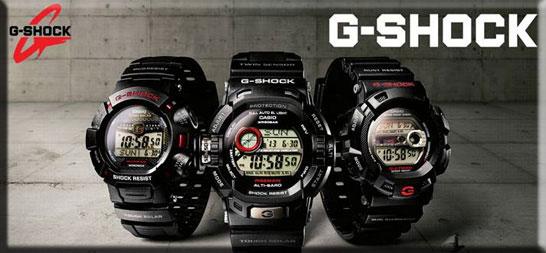 Оригинальные японские часы Casio G-Shock. Купить мужские наручные часы Casio с доставкой или в кредит